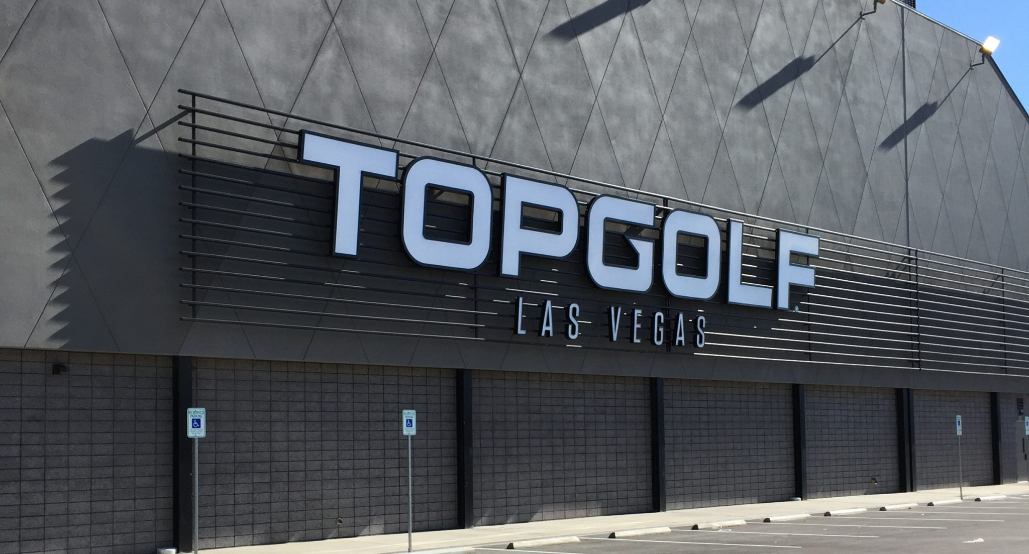 Topgolf Las Vegas Hits a Hole-in-One