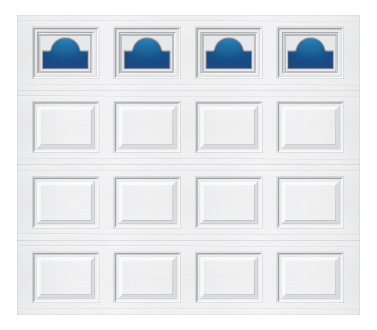 Therma Tech II Traditional Panel Cathedral-S