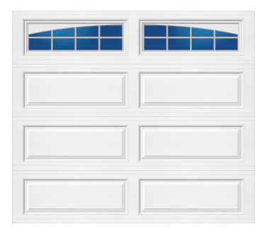 Tri-Tech Ranch Panel Arched Stockton-S
